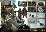 Hot Toys Dx15 Pirates Of The Caribbean Dead Men Tell No Tales Jack Sparrow Jp