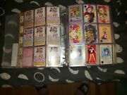 Rare Japanese Sailor Moon Sailormoon 90s Foil And Prisms Collection 450+ Cards🌙
