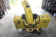 John Deere 47 Snowblower For Compact Tractors With Driveshaft 2305 2210 + More