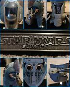 Code 3 Collectibles Star Wars Boba Fett Slave 1 - Limited Edition - Rare