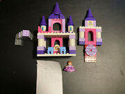 Lego Duplo 10595 Sofia The First Royal Castle 85 Complete 74/85 Pieces