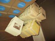 Bank Note/paper Money/scrip Reference Books 8000+ Pieces-1960s/70s New Old Stock