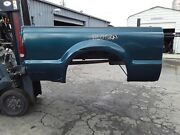 Blugrn Ford F250 Short Truck Bed 99 - 2010 Green Super Duty Box Nice Bed