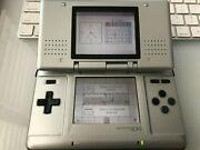 Nintendo Ds Original Ntr-001 Great Condition Tested With Charger