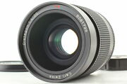 [top Mint] Contax Carl Zeiss Distagon T 35mm F/1.4 Mmj Mf Wide Lens From Japan