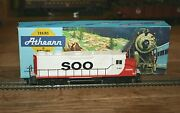 Athearn Gp35 Soo Livery. Boxed. Working Order. Ho