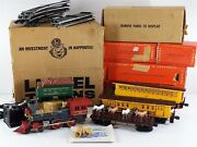 Lionel Sears 9666 The General Train Set 1862, 1862t, 1866, 1865, 1877 With Boxes