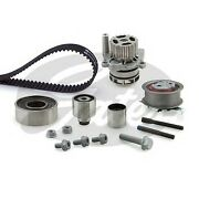 Ab34 Pour Seat Exeo St 3r5 2.0 Tdi 170hp -16 Kit Courroie Distribution And Pompe
