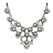 Qvc Joan Rivers Crystal Elegance Statement Necklace Sold Out 228