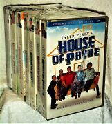 Tyler Perry House Of Payne Complete Collection Dvd 2020. 30-disc Cassi Davis