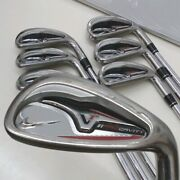 Nike Vr Pro Cavity Irons 5-sw 6 Pieces Set N.s.950gh Steel From Japan