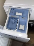 Washer And Dryer Set Samsung Electric In Good Condition Negotiable.andnbsp