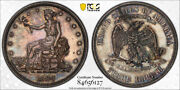 1880 T1 Proof Trade Dollar Pcgs Pr 61 Low Minted Proof Only Us Coin Toned
