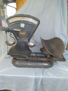Vintage Toledo Scale Company Counter Scale 4652 General Store Over/under 40lbs