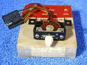 1958-1960 Ford Truck Fuel Tank Selector Switch Assembly Nos