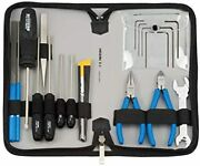 Hozan Tool Set 21 Points Ideal For In-vehicle Tools Compact Set For Precision W
