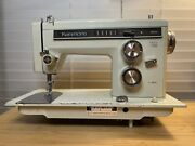 Vintage Sears Kenmore Portable 158.14310 Sewing Machine Amazing Condition