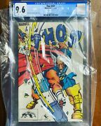 🔑 Thor 337 Nm+🔑 First App Beta Ray Bill Cgc 9.6 White Pages