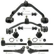 New Set Of 10 Front Driver And Passenger Side For F150 Truck With Ball Joints