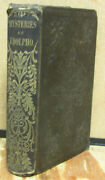 The Mysteries Of Udolpho By Ann Radcliffe-complete In One Volume-1857