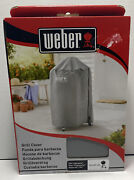 Weber Gray Grill Cover For 18 Inch Weber Charcoal Grills 20.5 In. W X -pack Of 1