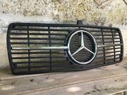 Front Grill Mercedes 190 W201 Lester Type W126 Sec Accessory Vintage 80's Rare