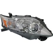 Headlight For 2010 2011 2012 2013 Lexus Rx350 Canada Built Right Hid With Bulb