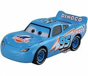 Tomica Limited Vintage Neo 43 Disney Cars Lightning Mcqueen Dinoco Type F/s New