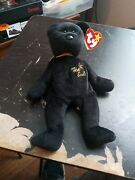 Ty Beanie Baby The End Super Rare Retired 1999 W/ Errors + Gift Bag