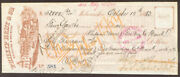 Frederick Pabst - Promissory Note Signed 10/12/1883