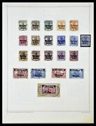 Lot 34108 Stamp Collection German Territories 1914-1920.