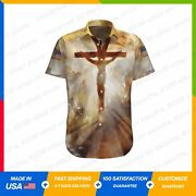 I Took Dna Test And God Is My Father Christian Gift Hawaii Shirt S-5xl