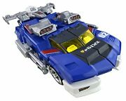 Tomy Tomica Hyper Blue Police 02 Sonic Breaker Free Ship W/tracking New Japan