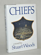 Chiefs By Stuart Woods 2006 25th Anniversary Edition Gift Quality Mystery Crime