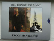 Proof Coins Of Norway 1996 Coin Set