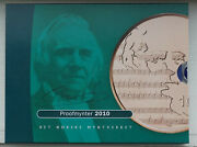 Proof Coins Of Norway 2010 Coin Set