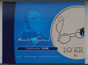 Proof Coins Of Norway 2008 Coin Set