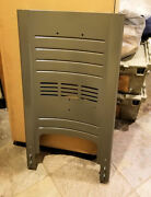 Weber Spirit Grill Right Side Frame Panel Replacement 69864 Gray New Original