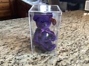 Beanie Baby Princess Diana 1997 Great Condition Double Tush Tag