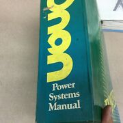 Onan Generators Power Systems Manual Specs Gas And Diesel Technical Guides Data