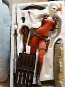 Sideshow Aurra Sing Premium Format Exclusive Edition 315 Of 450 W/ Lightsabers