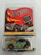 Hot Wheels Rlc Redline Collectors Halloween Exclusive Scary Dairy Delivery