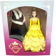 F/s Disney Beauty And The Beast Repro Doll Disney Princess Belle