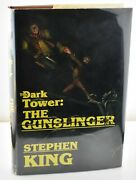 First Edition The Dark Tower The Gunslinger By Stephen King Hardcover 1982