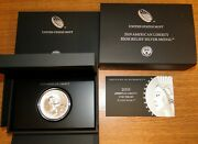 United States Mint 2019 American Liberty High Relief Silver Medal