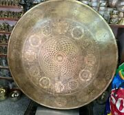 Extra Large Sound Healing Gong 100 Cm - 39 Inches Gong For Sound Healing Session