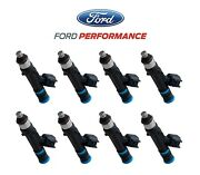 2005-2010 Mustang Gt M-9593-m55gt Mustang 55 Lb Pound Fuel Injectors Set Of 8