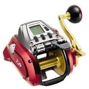 Daiwa Electric Power Assist Reel Seaborg 800mj Right Handle Red New