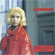 Dave Stewart Guitar Producer - Lily Was Here Used - Very Good Cd