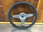 Triumph Spitfire 1500 1977-80 Andbull Original Later Steering Wheel. Used.  T2756